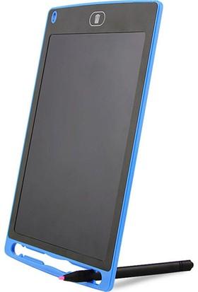"""Gomax LCD 8.5"""" Grafik Not Yazma ve Çizim Tableti Mavi"""