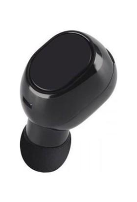 Gomax Q1 Mini Tekli Kablosuz Bluetooth Kulaklık - Siyah