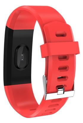 Gomax Watch Q5 Akıllı Saat Bileklik Kırmızı