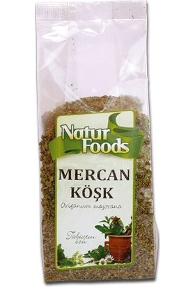 Natur Foods Mercan Köşk - 50 gr