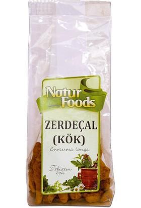 Natur Foods Zerdeçal (Kök) - 100 gr