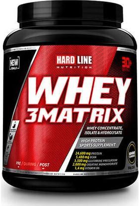 Hardline Whey 3 Matrix 908 gr Protein Tozu 30 Servis