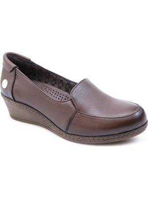 Mammamia 815 Kadın Deri Ayakkabı