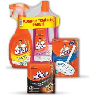 Mr. Muscle Komple Temizlik Paketi