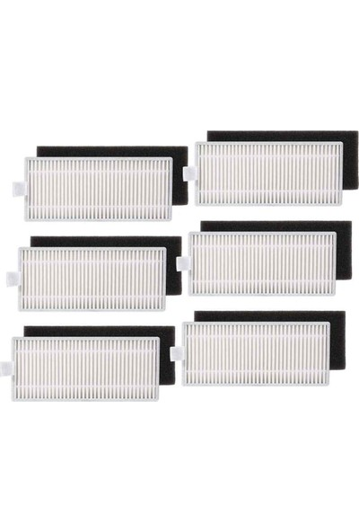 Anker Eufy RoboVac 11S - 35C Filtre Seti 6 adet - T2906021