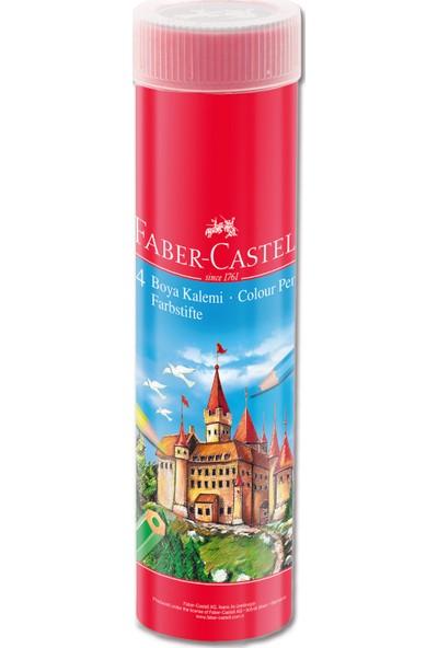 Faber-Castell Metal Tüpte Boya Kalemi 24 Renk Tam Boy