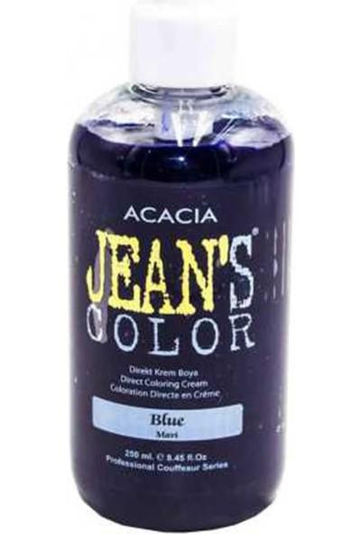 Acacia Jeans Color Saç Boyası Mavi 250 Ml