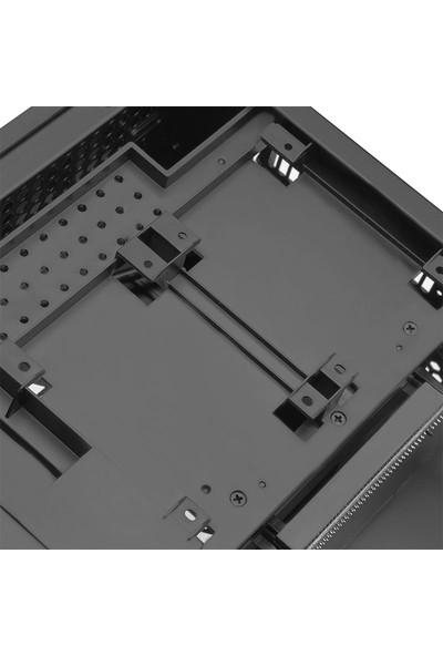 SilverStone Raven RVZ03B Adreslenebilir RGB Mini ITX/HTPC Kasa(SST-RVZ03B-ARGB)