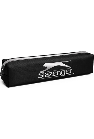 Yaygan Slazenger 12449 Siyah Tek Bölme Kalemlik