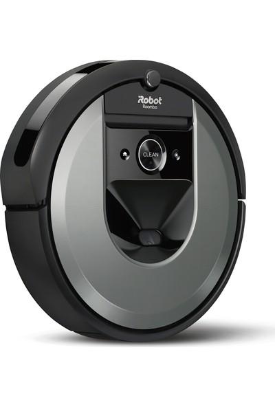 iRobot Roomba i7 Wi-Fi'lı Robot Süpürge