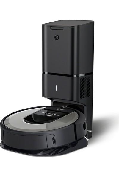 iRobot Roomba i7+ Wi-Fi'lı Robot Süpürge