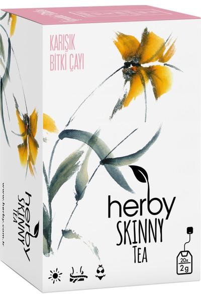 Herby Skinny Tea 40 gr