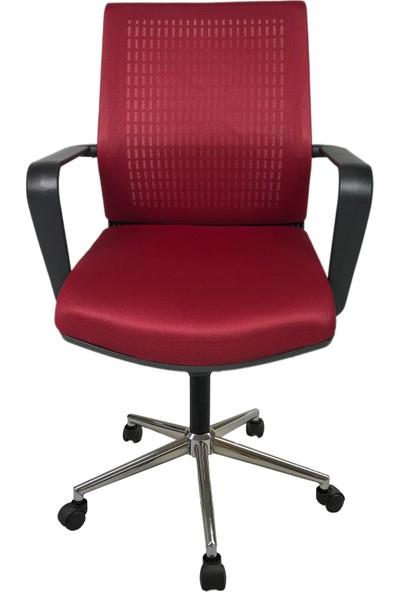 Mertsit Fileli Ofis Koltuğu Ofis Sandalyesi