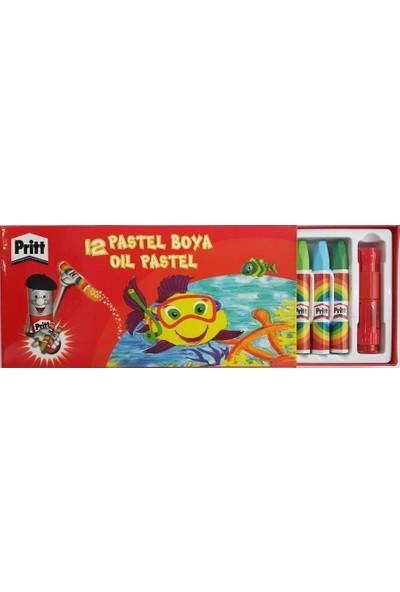 Pritt Pastel Boya Karton Kutu 12 Li 1048061