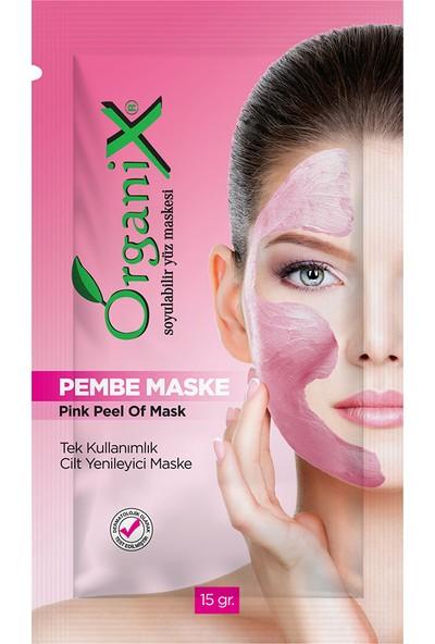 Organix Pembe Maske 15 ml