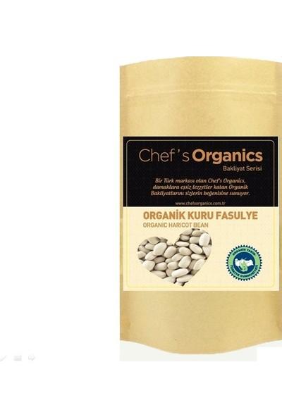 Chef's Organics Organik Kuru Fasulye 1 kg