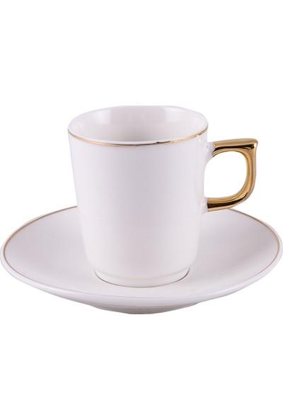 Karaca Winston 6 Kişilik Kahve Fincan Takımı