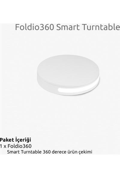 Foldio 360 Smart Turntable 360 Derece Ürün Çekimi