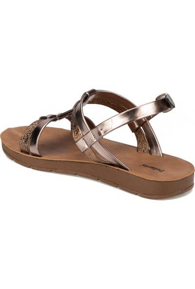 Polaris 91.313612Dz Altin Kadın Sandalet