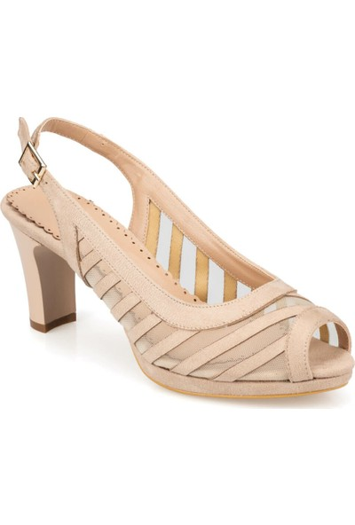 Polaris 91.313147.Z Vizon Kadın Ayakkabı
