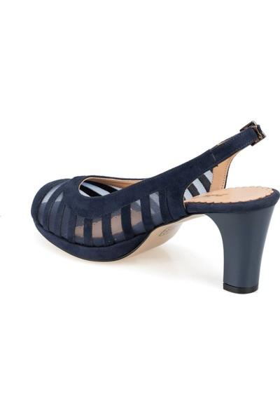 Polaris 91.313147.Z Lacivert Kadın Ayakkabı