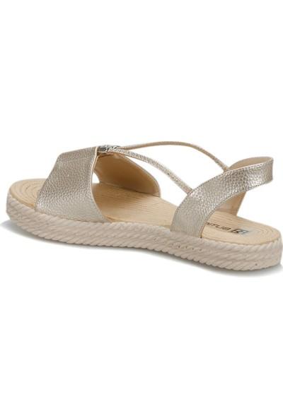 Butigo 19S-463 Altin Kadın Sandalet