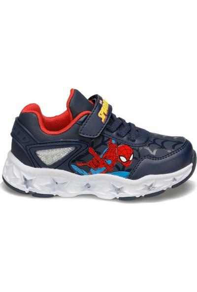 Spiderman 92.Bason.P Lacivert Erkek Çocuk Ayakkabı