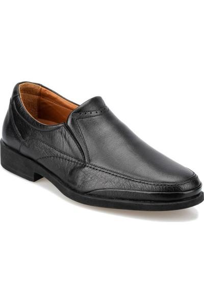 Polaris 5 Nokta 92.109343.M Siyah Erkek Ayakkabı