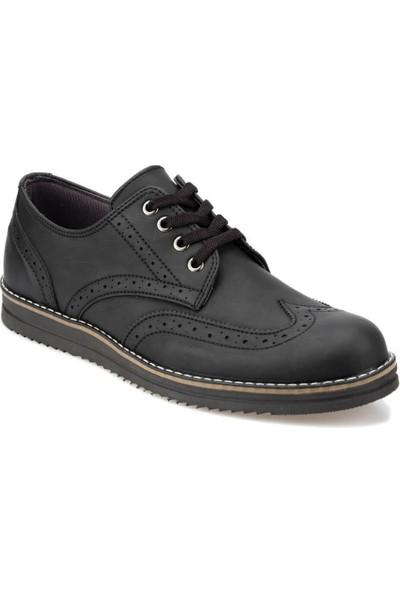 Polaris 92.356617.M Siyah Erkek Ayakkabı