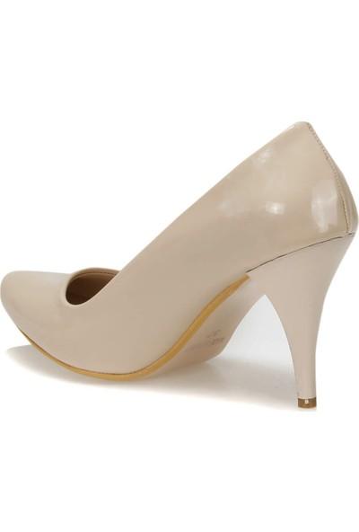 Miss F N16101-19K Bej Kadın Gova Ayakkabı
