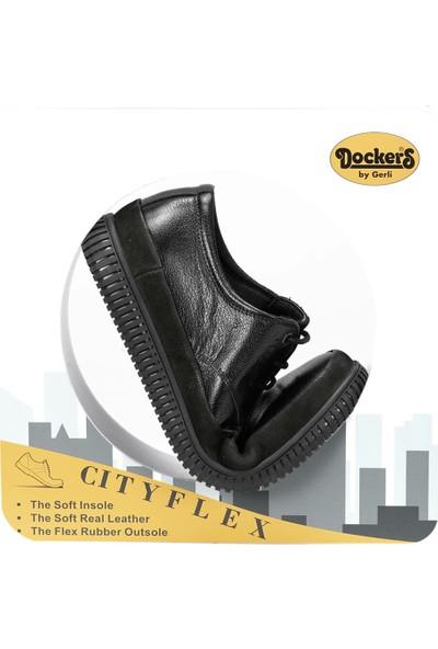 Dockers By Gerli 227090 9Pr Siyah Erkek Ayakkabı