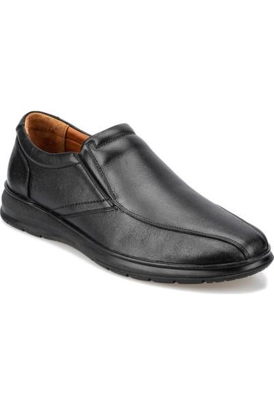 Polaris 5 Nokta 92.100886.M Siyah Erkek Ayakkabı