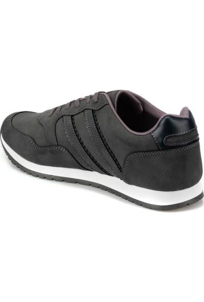 Polaris 92.356073.M Gri Erkek Ayakkabı