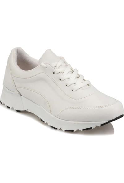 Polaris 92.314715.Z Beyaz Kadın Ayakkabı