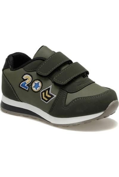 Polaris 92.510814.P Haki Erkek Çocuk Spor Ayakkabı