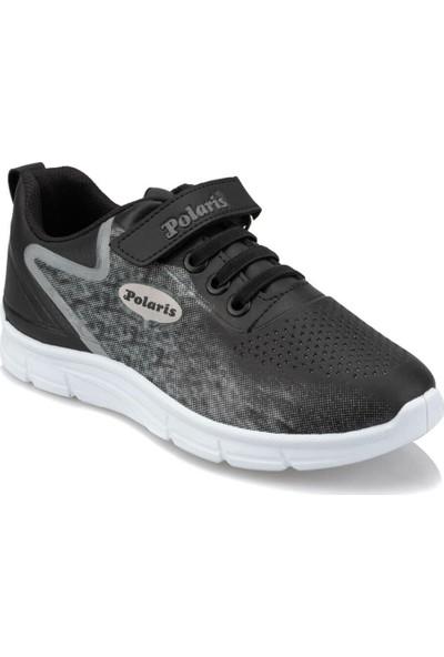 Polaris 92.511875.F Siyah Erkek Çocuk Yürüyüş Ayakkabısı