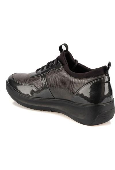 Travel Soft Trv920064 Gri Kadın Sneaker Ayakkabı