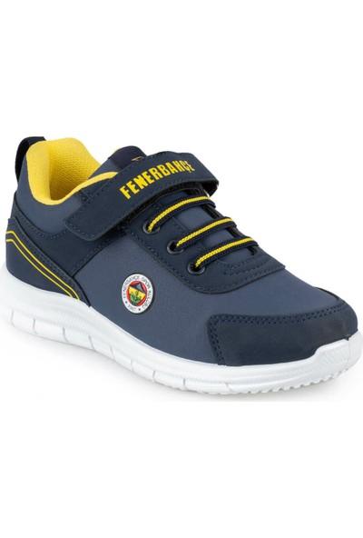 Fb Roger Pu Lacivert Erkek Çocuk Yürüyüş Ayakkabısı