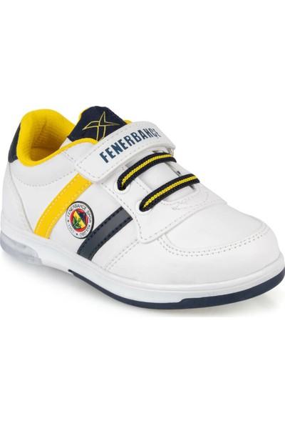 Fb Upton Pu 9Pr Beyaz Erkek Çocuk Sneaker Ayakkabı