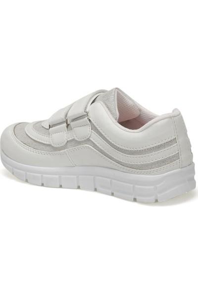 i Cool Passion Beyaz Kız Çocuk Sneaker Ayakkabı