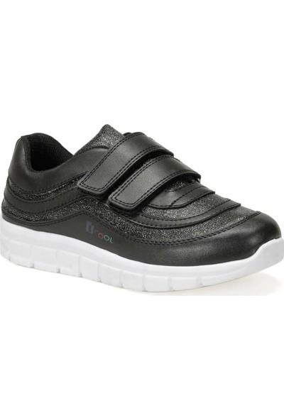 i Cool Passion Siyah Kız Çocuk Sneaker Ayakkabı