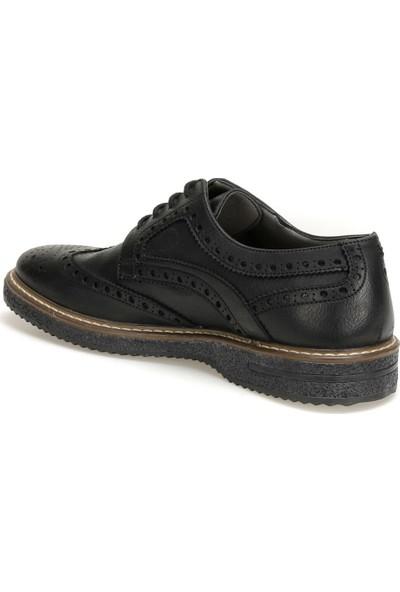 Jj-Stiller 21750 Siyah Erkek Ayakkabı