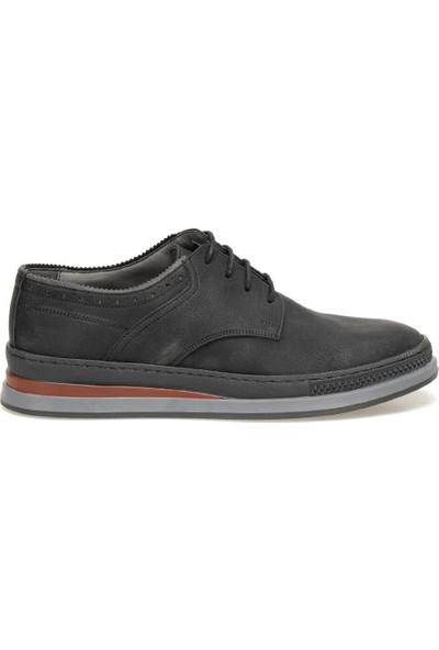 Jj-Stiller 81113-2 Siyah Erkek Ayakkabı