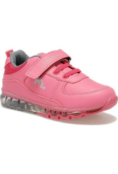 Lumberjack Cap 9Pr Pembe Kız Çocuk Sneaker Ayakkabı