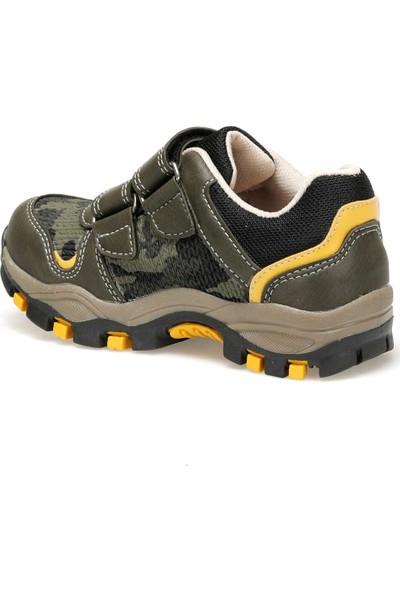 Yellow Kids Malawi Haki Erkek Çocuk Outdoor Ayakkabı