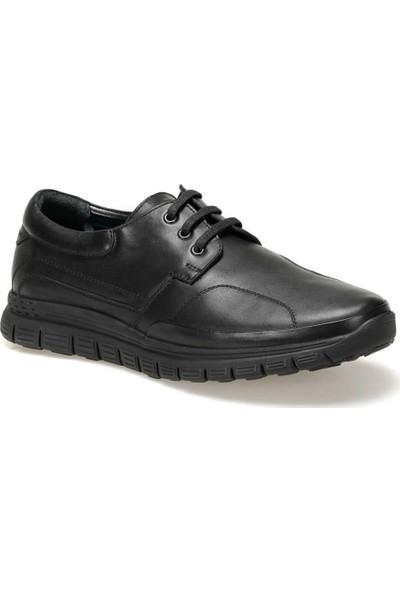 Flogart Com-302 Siyah Erkek Ayakkabı