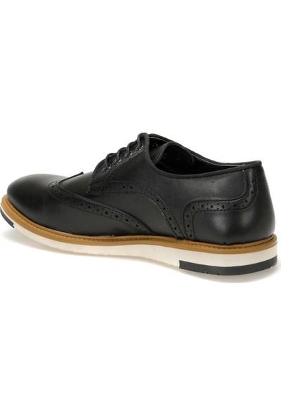 Jj-Stiller 51066 C 19 Siyah Erkek Ayakkabı