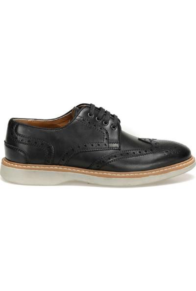Jj-Stiller 8017-3 Siyah Erkek Ayakkabı