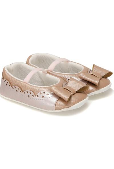 Funny 1030 Pudra Kız Çocuk Ayakkabı