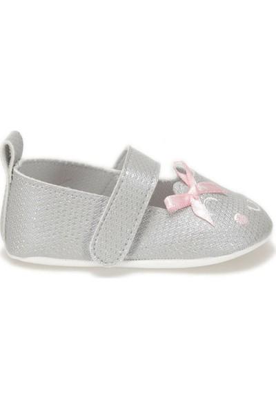 Funny 1410 Gri Kız Çocuk Ayakkabı